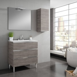 Mueble de baño Monza 80 cm