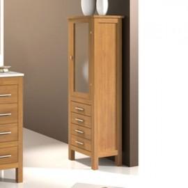 Muebles de ba o de madera mobalia ba os - Mueble de bano madera ...