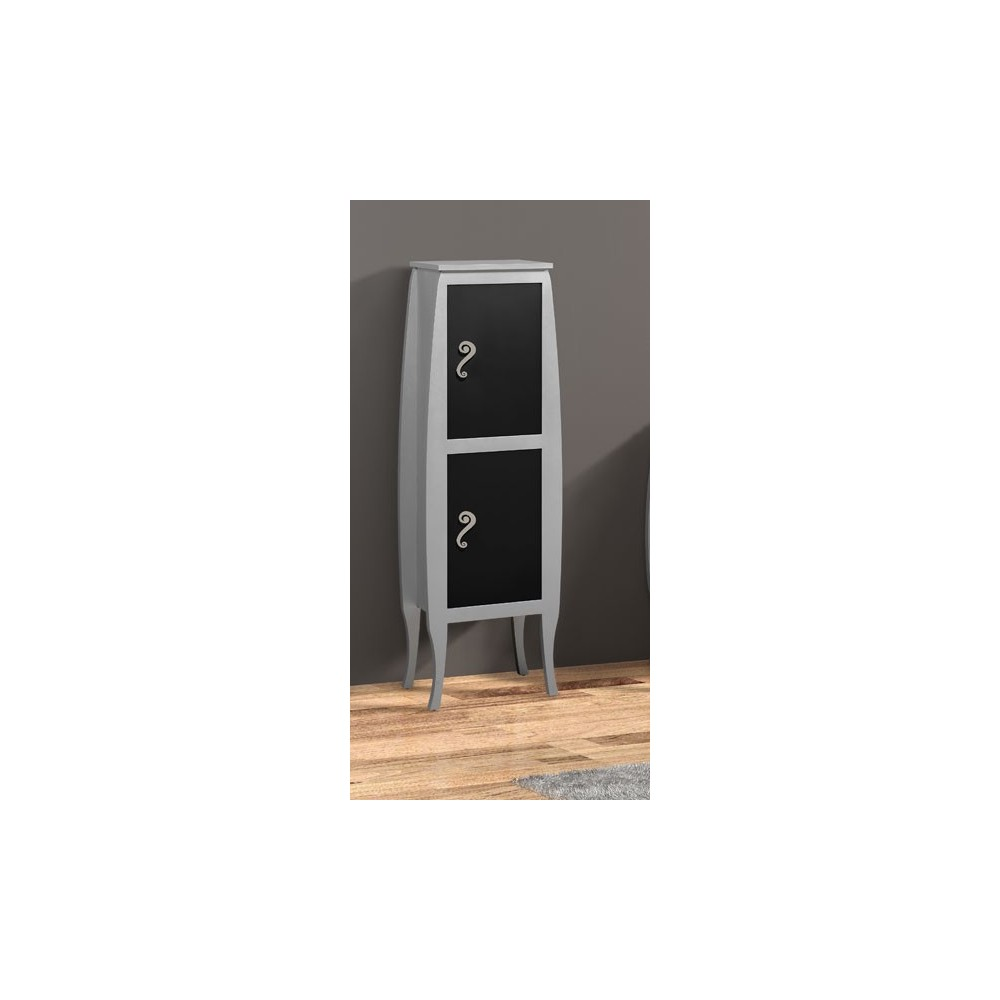 Muebles de ba o columna cl sica 45 cm - Mueble columna bano ...