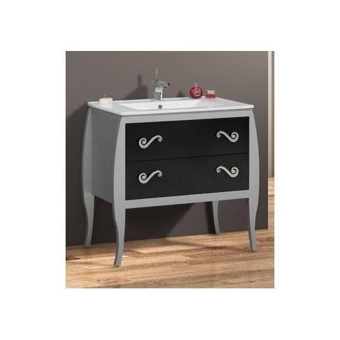 Muebles de ba o cl sico 80 cm for Muebles bano clasicos