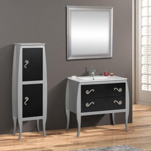 Muebles De Ba O Cl Sico 80 Cm
