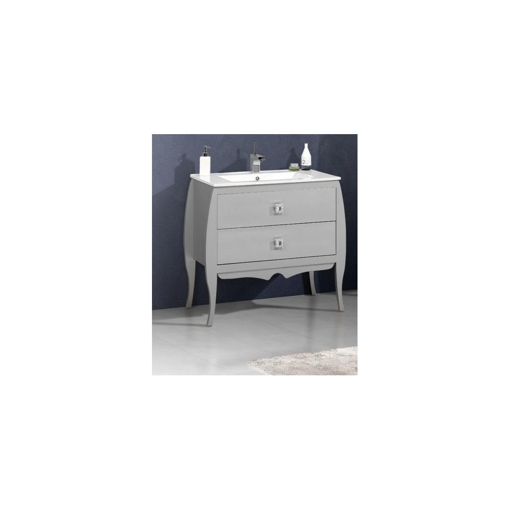 Muebles de ba o epoca 80 cm for Mueble bano 75 cm