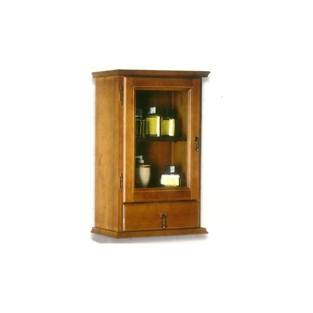 Muebles de ba o colgar r stico 45 cm for Mueble 45 cm ancho
