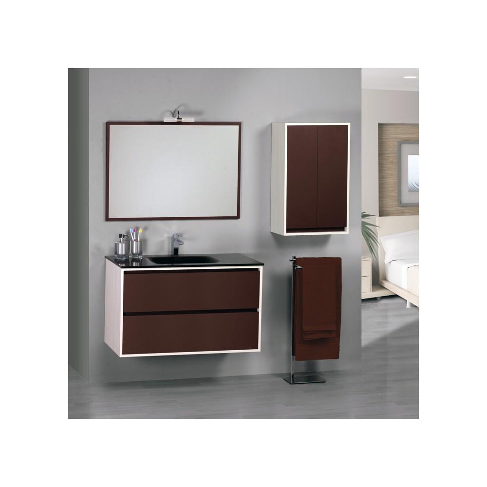Muebles de ba o andros 100 cm for Mueble bano 75 cm