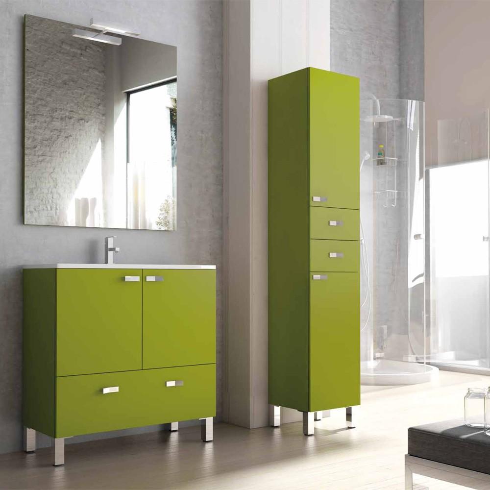 Muebles de ba o fondo reducido for Oferta mueble lavabo