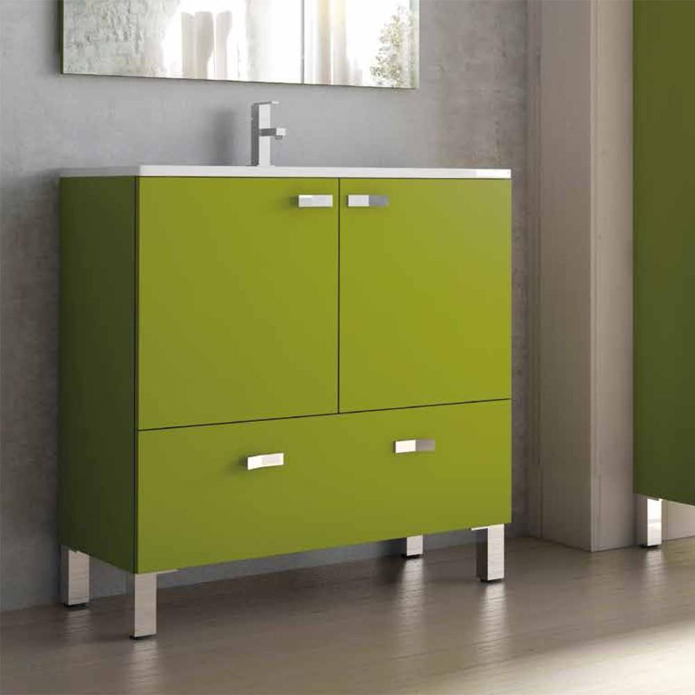 Muebles de ba o vega 80 cm - Muebles de bano fondo reducido ikea ...