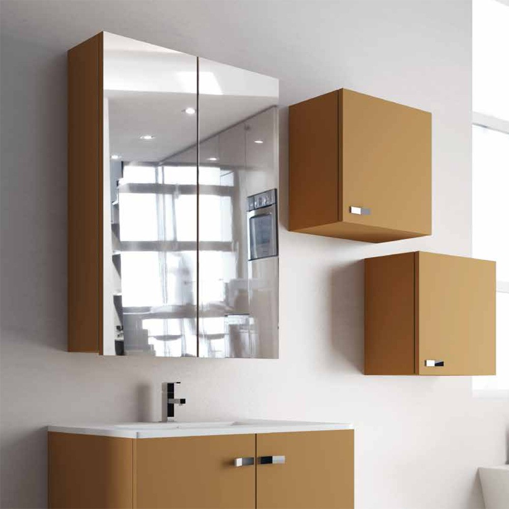 Muebles de ba o vega 60 cm - Muebles de bano de fondo reducido ...