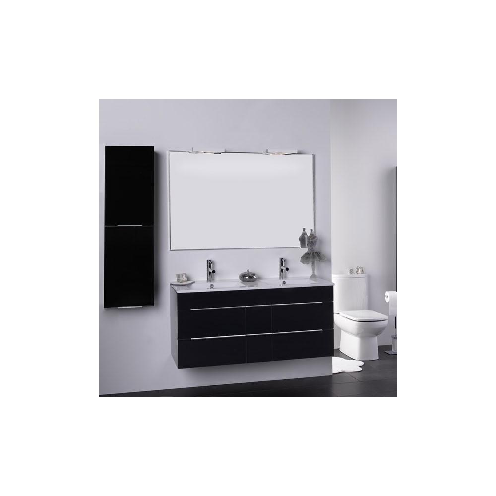 Muebles de ba o dos lavabos - Banos muebles lavabo ...