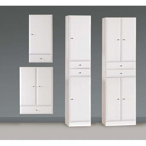 Muebles De Ba O Columna Bisel 50 Cm